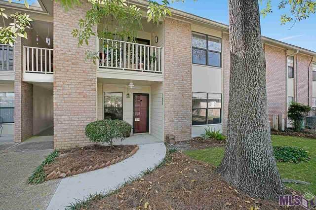 5323 Blair Ln V-106, Baton Rouge, LA 70809 (#2020018550) :: Smart Move Real Estate