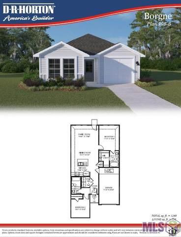 33404 Hyacinth St, Walker, LA 70785 (#2020018894) :: Patton Brantley Realty Group