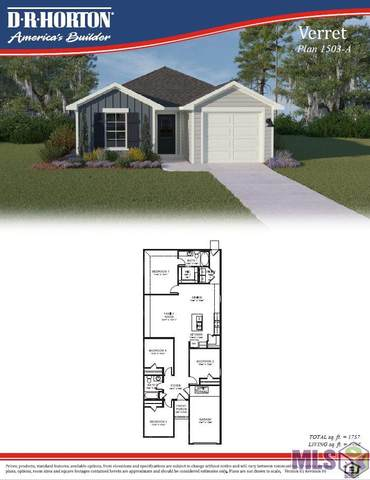 33449 Hyacinth St, Walker, LA 70785 (#2020019003) :: The W Group with Keller Williams Realty Greater Baton Rouge