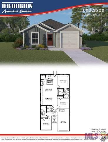 33473 Hyacinth St, Walker, LA 70785 (#2020019006) :: Patton Brantley Realty Group