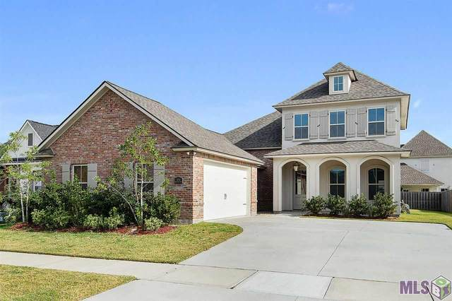 3732 Kingsbarns Dr, Zachary, LA 70791 (#2020019184) :: The W Group