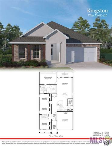 4728 Malbec Ave, Baton Rouge, LA 70817 (#2020019714) :: Darren James & Associates powered by eXp Realty