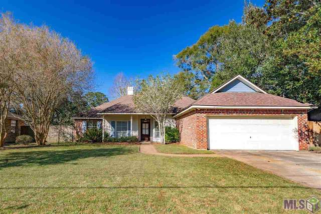 155 Seyburn Dr, Baton Rouge, LA 70808 (#2020019748) :: The W Group with Keller Williams Realty Greater Baton Rouge