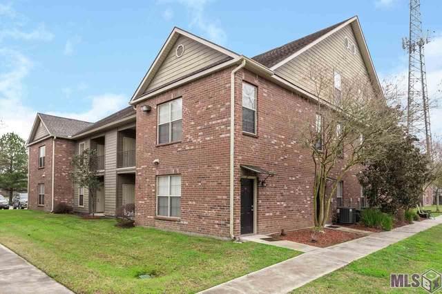 7300 Burbank Dr #45, Baton Rouge, LA 70820 (#2021000028) :: RE/MAX Properties