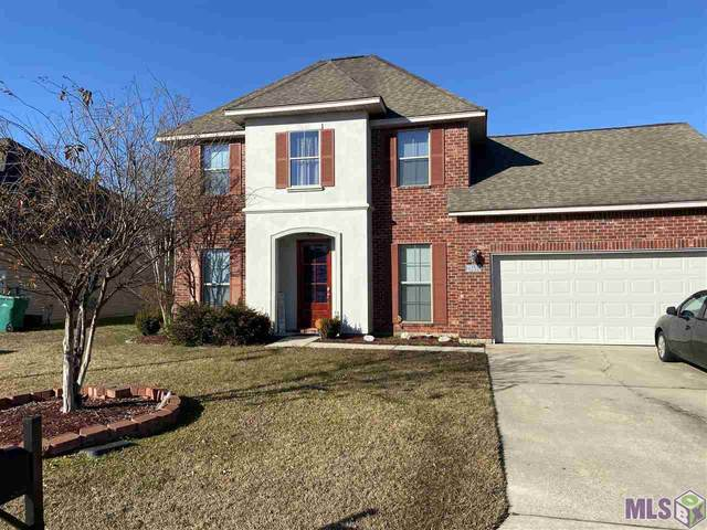 28454 Gray Eagle Dr, Denham Springs, LA 70726 (#2021000047) :: The W Group with Keller Williams Realty Greater Baton Rouge
