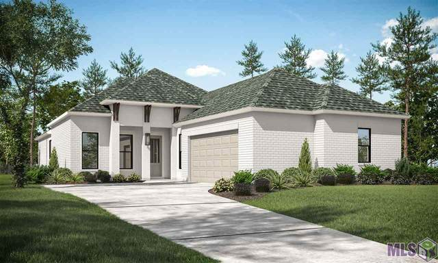 3822 Villa Michel Dr, Baton Rouge, LA 70817 (#2021000063) :: Darren James & Associates powered by eXp Realty