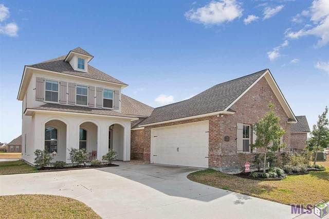 3752 Cruden Bay Dr, Zachary, LA 70791 (#2021000174) :: The W Group