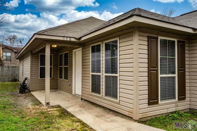 846 Sedona Pines Dr, Baton Rouge, LA 70816 (#2021000390) :: Darren James & Associates powered by eXp Realty