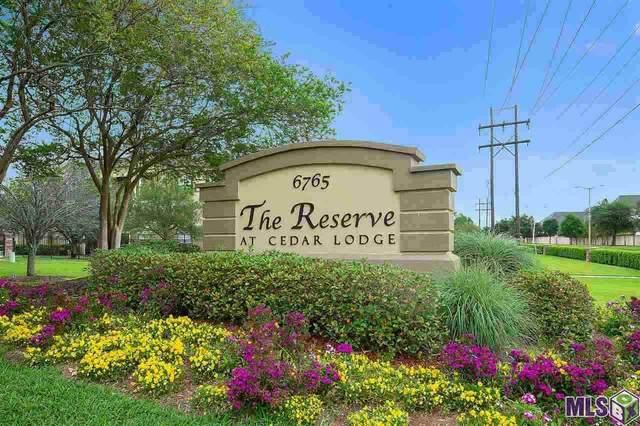 6765 Corporate Blvd #2205, Baton Rouge, LA 70809 (#2021000403) :: Darren James & Associates powered by eXp Realty