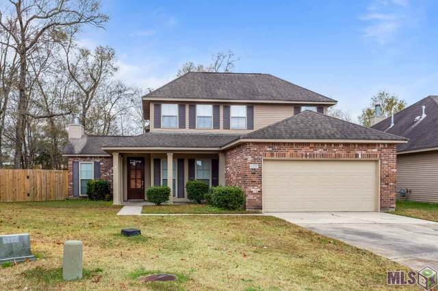 28424 Gray Eagle Dr, Denham Springs, LA 70726 (#2021000425) :: The W Group with Keller Williams Realty Greater Baton Rouge