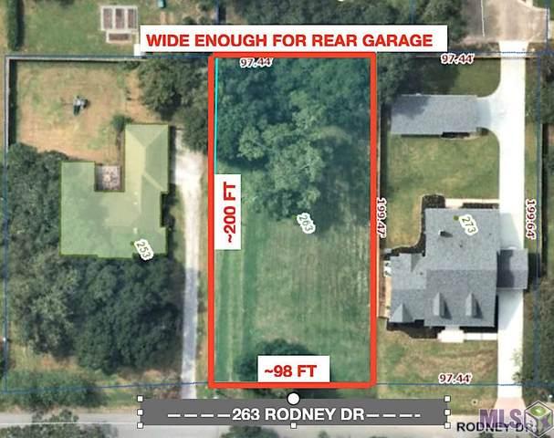263 Rodney Dr, Baton Rouge, LA 70808 (#2021000426) :: Darren James & Associates powered by eXp Realty