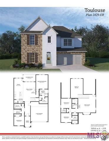 13938 Bellacosa Ave, Baton Rouge, LA 70817 (#2021000489) :: Darren James & Associates powered by eXp Realty