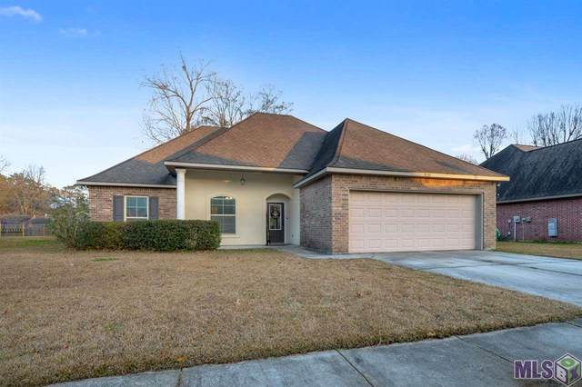 5036 Fox Hunt Dr, Zachary, LA 70791 (#2021000521) :: Patton Brantley Realty Group