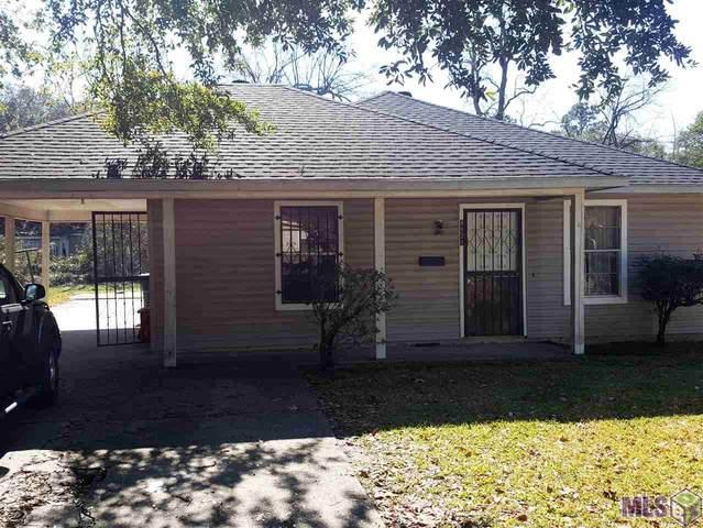 4822 Ritterman Ave, Baton Rouge, LA 70805 (#2021000524) :: Patton Brantley Realty Group