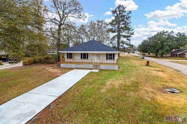30590 John Dr, Denham Springs, LA 70726 (#2021000526) :: Darren James & Associates powered by eXp Realty