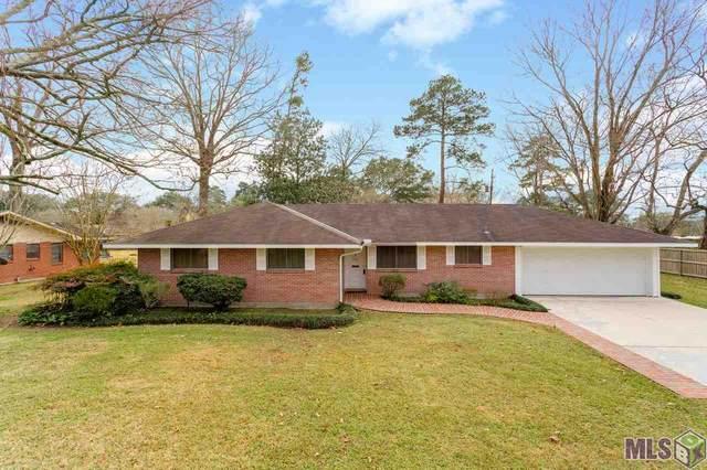 9940 Van Dr, Baton Rouge, LA 70815 (#2021000541) :: Smart Move Real Estate