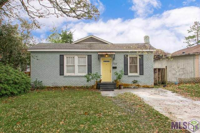 728 Caddo St, Baton Rouge, LA 70806 (#2021000542) :: Darren James & Associates powered by eXp Realty