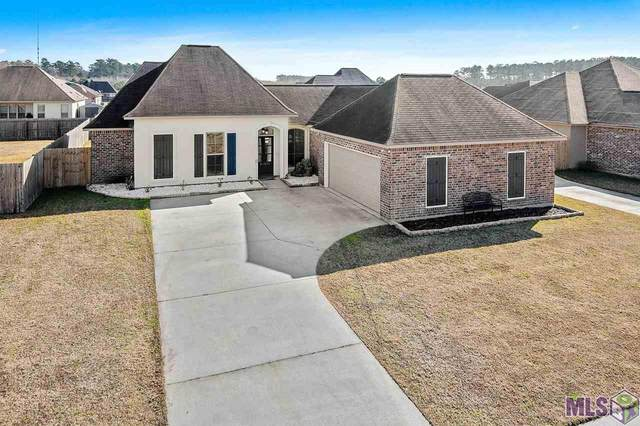28310 Lake Sabine Dr, Livingston, LA 70754 (#2021000607) :: Darren James & Associates powered by eXp Realty