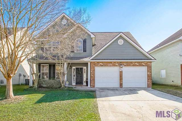 10053 High Pines Dr, Baton Rouge, LA 70809 (#2021000639) :: Darren James & Associates powered by eXp Realty