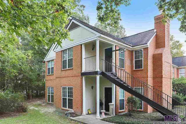 7854 Jefferson Place Blvd 11C, Baton Rouge, LA 70809 (#2021000651) :: Darren James & Associates powered by eXp Realty