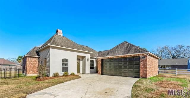 42182 Stone Ridge Ave, Prairieville, LA 70769 (#2021000751) :: Smart Move Real Estate