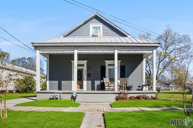515 Opelousas St, Donaldsonville, LA 70346 (#2021000789) :: David Landry Real Estate