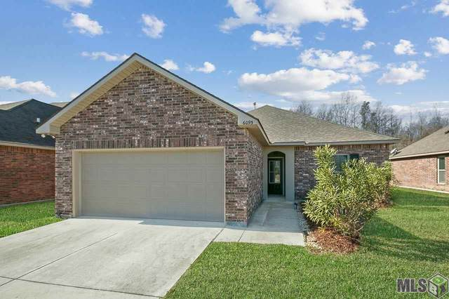 6093 Mallard Crossing Dr, Zachary, LA 70791 (#2021000798) :: Patton Brantley Realty Group