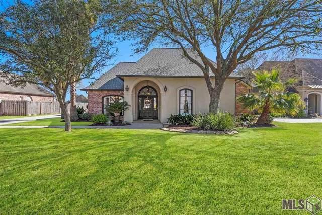 6016 Jonathan Alaric Ave, Gonzales, LA 70737 (#2021000814) :: David Landry Real Estate