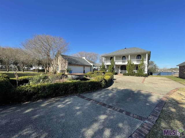 7438 False River Rd, Oscar, LA 70762 (#2021000822) :: The W Group with Keller Williams Realty Greater Baton Rouge