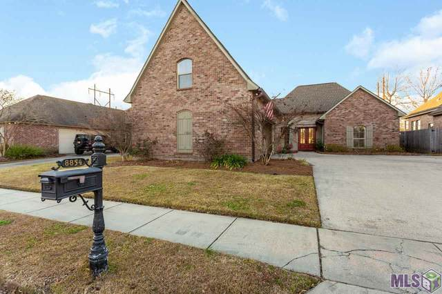 8854 Foxgate Dr, Baton Rouge, LA 70809 (#2021000823) :: The W Group with Keller Williams Realty Greater Baton Rouge
