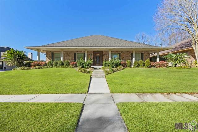 6614 Chippendale Dr, Baton Rouge, LA 70817 (#2021000839) :: The W Group with Keller Williams Realty Greater Baton Rouge