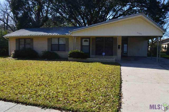 1123 S Park Ave, Gonzales, LA 70737 (#2021000861) :: The W Group with Keller Williams Realty Greater Baton Rouge