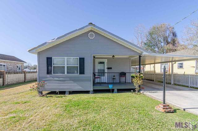 406 Church St, Donaldsonville, LA 70346 (#2021000896) :: Darren James & Associates powered by eXp Realty