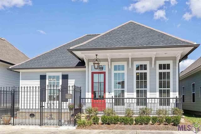 2208 Iberville Ave, Zachary, LA 70791 (#2021000940) :: Patton Brantley Realty Group