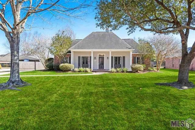 16733 Wenwood Dr, Baton Rouge, LA 70817 (#2021000960) :: David Landry Real Estate