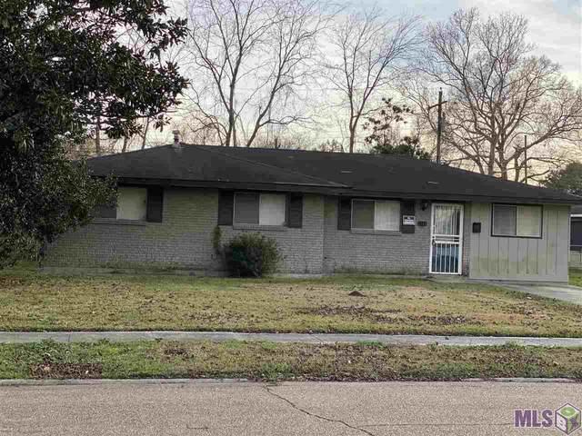 5734 Larchwood Dr, Baton Rouge, LA 70812 (#2021000987) :: Patton Brantley Realty Group