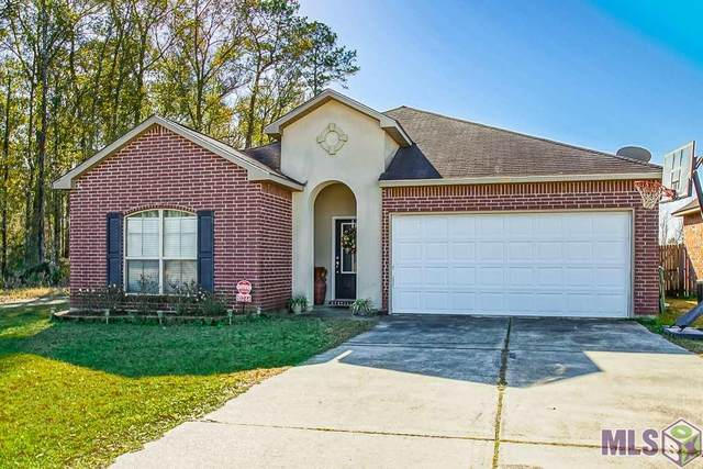 10244 Sims Rd, Denham Springs, LA 70706 (#2021000998) :: The W Group with Keller Williams Realty Greater Baton Rouge