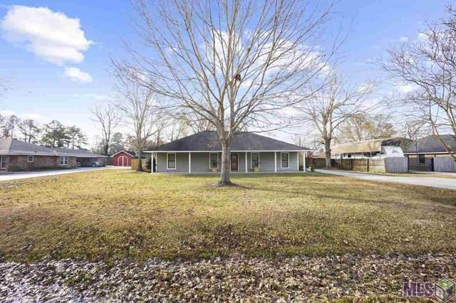 8106 Olivia Dr, Denham Springs, LA 38606 (#2021001000) :: David Landry Real Estate
