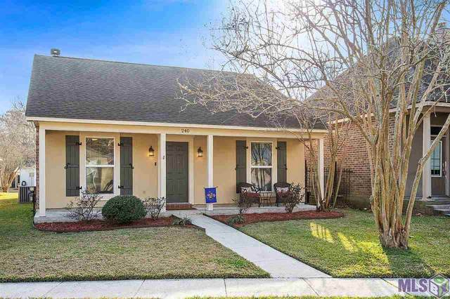 240 Meadow Bend Dr, Baton Rouge, LA 70820 (#2021001020) :: Patton Brantley Realty Group