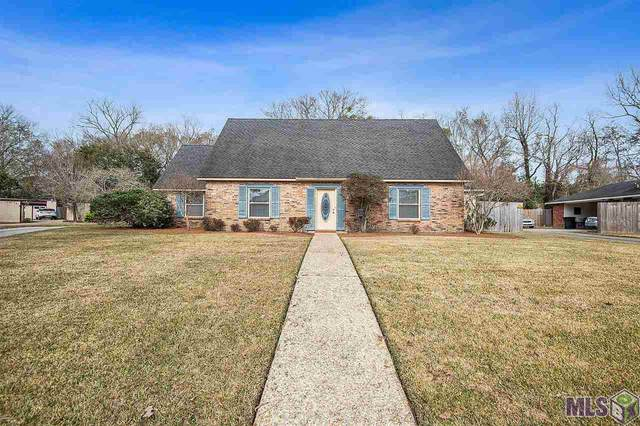10521 Sandringham Ave, Baton Rouge, LA 70815 (#2021001030) :: The W Group with Keller Williams Realty Greater Baton Rouge
