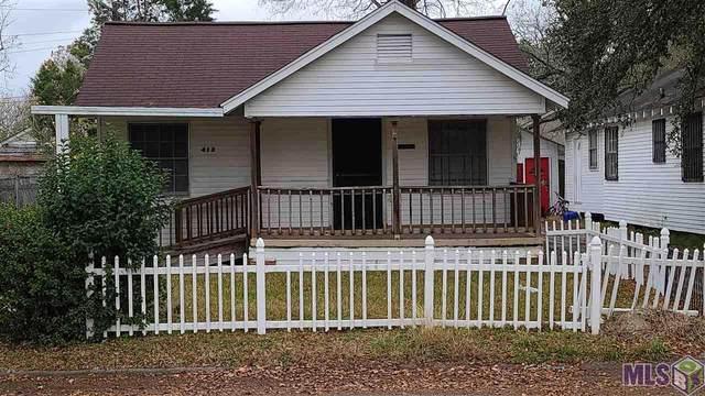 413 Park Hills Dr, Baton Rouge, LA 70806 (#2021001048) :: Smart Move Real Estate