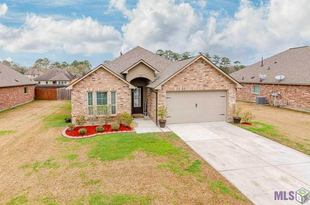 42166 Eagles Eye St, Prairieville, LA 70769 (#2021001078) :: Patton Brantley Realty Group