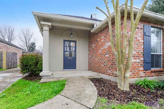 10258 W Springwind Ct, Baton Rouge, LA 70810 (#2021001127) :: Darren James & Associates powered by eXp Realty