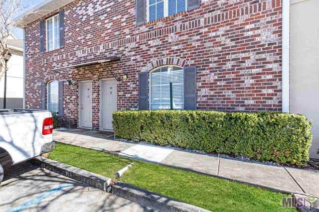 2405 Brightside Dr #67, Baton Rouge, LA 70820 (#2021001155) :: Smart Move Real Estate