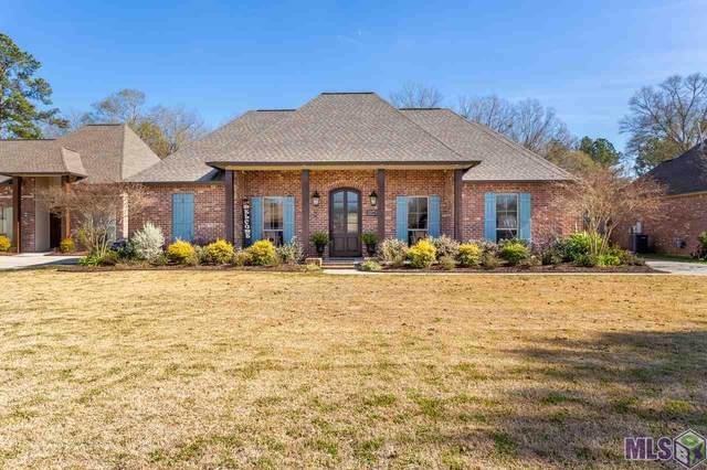 30784 Barnett Ln, Denham Springs, LA 70726 (#2021001181) :: Smart Move Real Estate