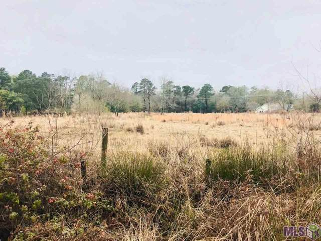 TBD Spillers Ranch Rd, Denham Springs, LA 70726 (#2021001184) :: Smart Move Real Estate