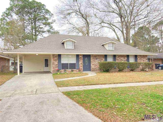 1517 S Peck Dr, Baton Rouge, LA 70810 (#2021001185) :: The W Group with Keller Williams Realty Greater Baton Rouge