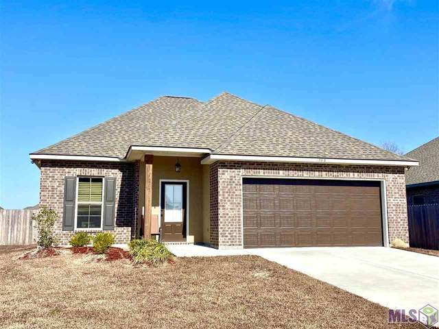 1583 North Plains Ave, Zachary, LA 70791 (#2021001195) :: Patton Brantley Realty Group