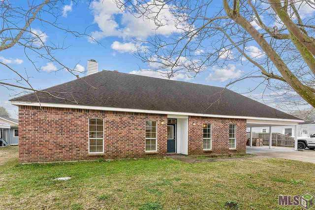 4765 Myrle Dr, Addis, LA 70710 (#2021001206) :: Darren James & Associates powered by eXp Realty