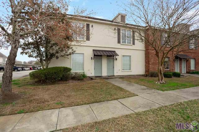 4000 Lake Beau Pre #57, Baton Rouge, LA 70820 (#2021001215) :: Patton Brantley Realty Group